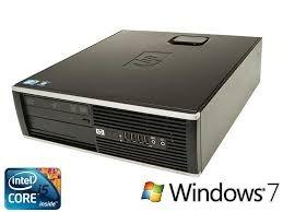 Computador Hp 8200 Pro Cpu Intel I5 4gb Hd 250gb Win7pro