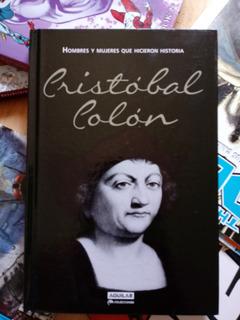 Libro Nuevo Cristóbal Colon Con Ilustraciones Aguilar