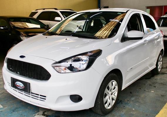 Ford Ka 1.0 Flex - 2015 Troco
