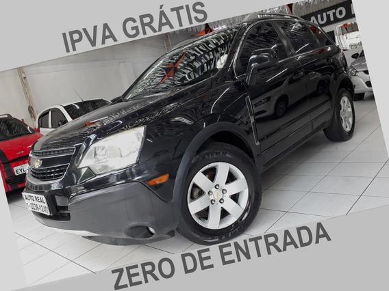 Chevrolet Captiva Sport 2.4 / Temos Captiva / Ix35 Crv Hrv