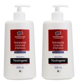 2 Hidratantes Neutrogena Norwegian C/ Fragrancia 500ml