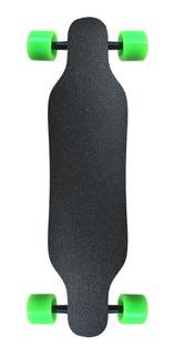 Longboard Montado Rolamento Abec 15 ( Novo)