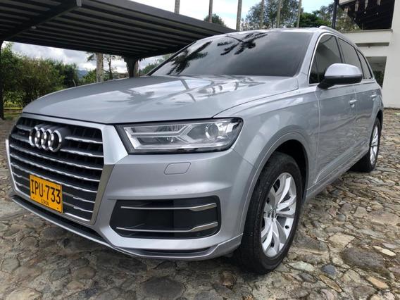 Audi Q7 Ambittion 3.0 Gasolina 2017