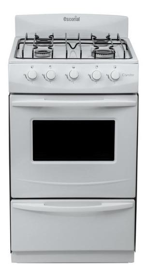 Cocina Escorial Candor S2 Gas Envasado 51cm