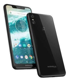 Smartphone Motorola Moto One 64gb Preto