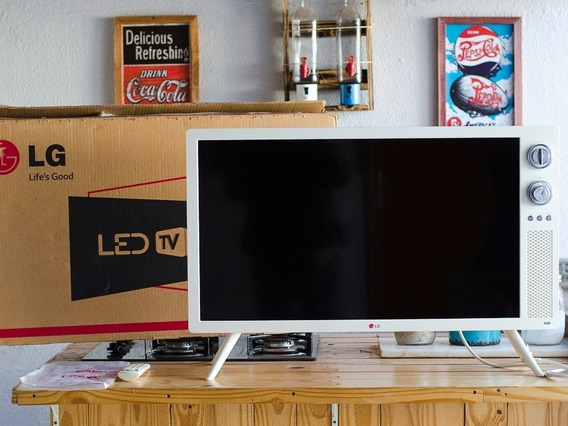 Tv Lg Retrô 32 C/ Caixa, A Mais Nova Do Ml