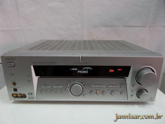 Receiver Sony Str-de885 Dolby Digital Funcionando Perfeito