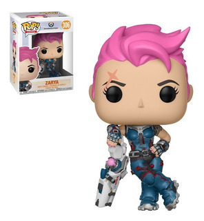 Funko Pop Games Overwatch - Zarya 306. Original Wabro