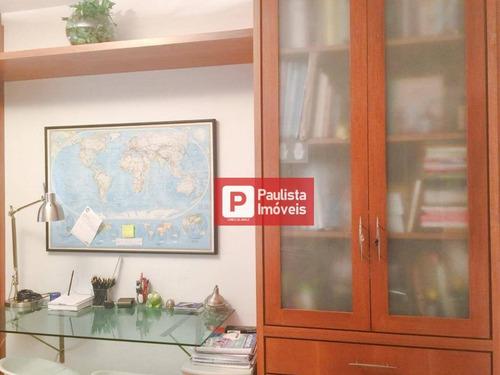 Apartamento Residencial À Venda, Moema, São Paulo. - Ap21898