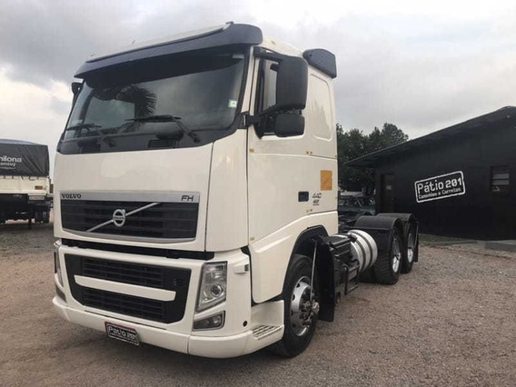 Volvo Fh 440 6x2 I-shift 2011