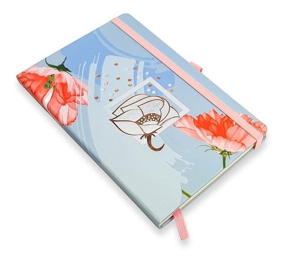 Caderno Bullet Journal Pontilhado Papertalk Maxi La Bela - Ó