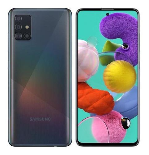 Samsung A51 128 Gb 4 Gb Ram Cámara 48+12+5+5 Mp Chacao