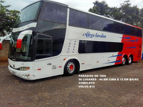 Ônibus Macopolo Dd 18000