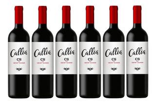 Vino Callia Caja X6 750 Ml