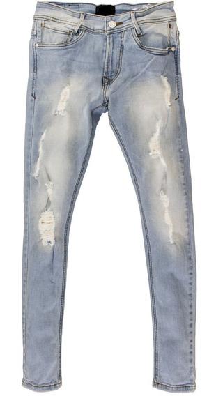 Pantalon Hippie Super Skinny Hc17073a