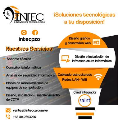 Servicios Informáticos Integrales - Soporte Técnico.
