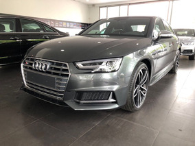 Audi S4 3.0tfsi Tiptronic Quattro 354cv 2018 0km Linea Nueva