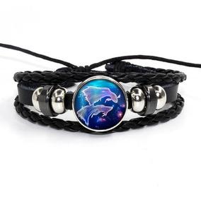 Pulseira Bracelete Constelação Signo De Peixes