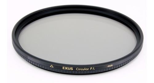 Filtro Polarizador Circular Exus Marumi 82mm Antiestatico