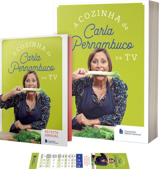 A Cozinha De Carla Pernambuco Na Tv - Kit Receita Especial