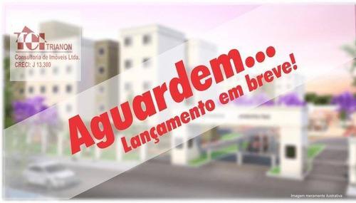 Imagem 1 de 1 de Apartamento Com 2 Dormitórios À Venda, 50 M² Por R$ 340.000,00 - Campestre - Santo André/sp - Ap2498
