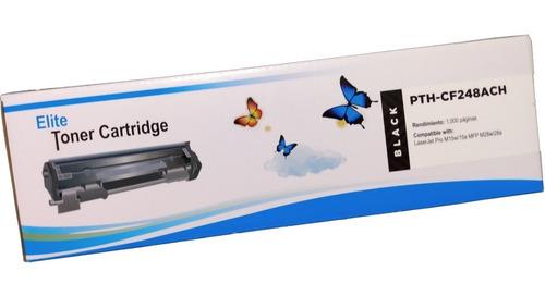 Imagen 1 de 4 de Toner 48a Negro Compatible Para Impresora M15w M28w Nuevo