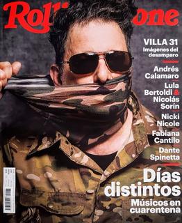Revista Rolling Stone - Argentina - N° 267 Junio 2020