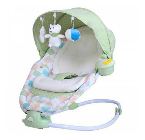 Baby One Silla Mecedora Verde Bome-002