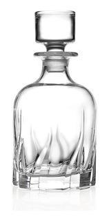 Garrafa Para Whisky Rcr Cristalleria Italiana Trix 800 Ml