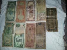 Billete Dominicano D 5,10,20,100,500
