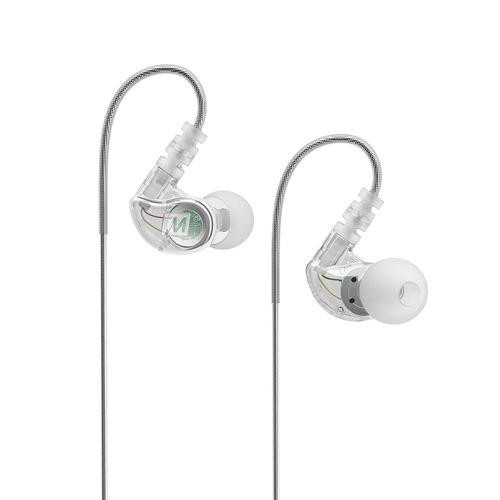 Imagen 1 de 6 de Mee Audio M Memoria Cable En El Oído Auriculares Deporti...