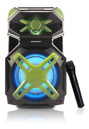 Parlante Panacom Con Bluetooth Sp-3414wm
