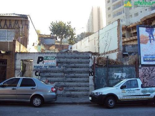 Venda Terreno Até 1.000 M2 Vila Antonieta Guarulhos R$ 320.000,00 - 23798v