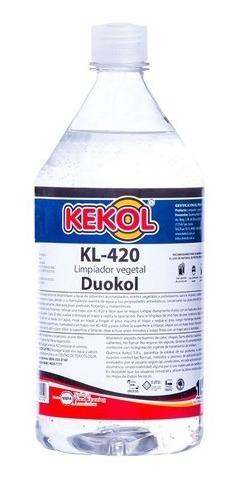 Limpiador Vegetal Kekol K-420 X 1 Lt