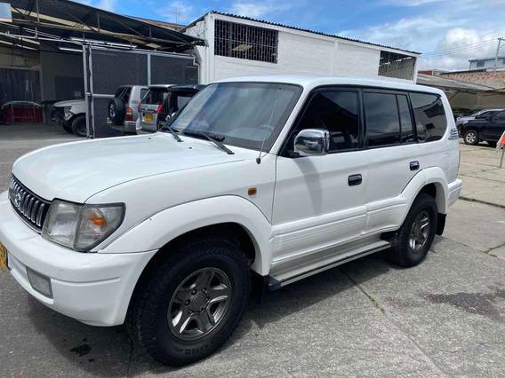 Toyota Prado Vxa Blindada