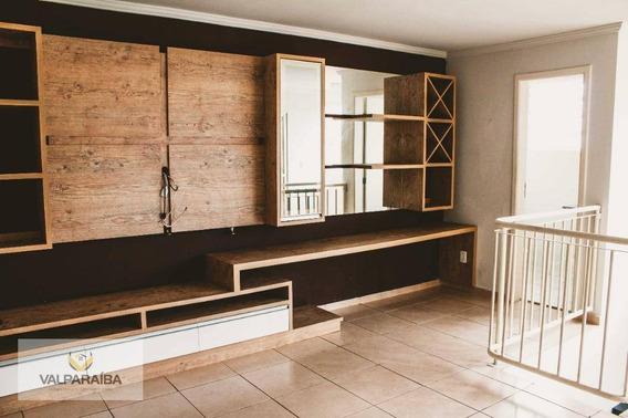 Cobertura Com 2 Dormitórios À Venda, 108 M² Por R$ 372.000 - Parque Industrial - São José Dos Campos/sp - Co0019