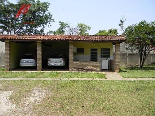 Imagem 1 de 6 de Chácara Com 4 Dormitórios À Venda, 3000 M² Por R$ 1.600.000 - Esplanada Independência - Taubaté/sp - Ch0005