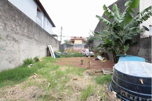 Terreno À Venda, 250 M² - Jardim Santa Clara - Guarulhos/sp - Ai17273