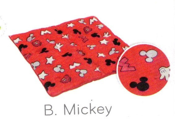 Play Mat Supersoft Mickey