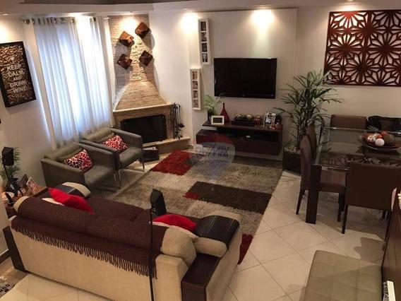 Casa Residencial À Venda, Horto Florestal, São Paulo. - Ca0170