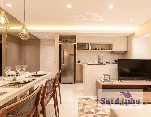 Apartamento Em Jardim Prudência  -  São Paulo - 4411