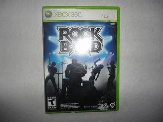 Rockband Original Para Xbox 360 Envío Incluído