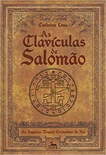 Livro Claviculas De Salomao