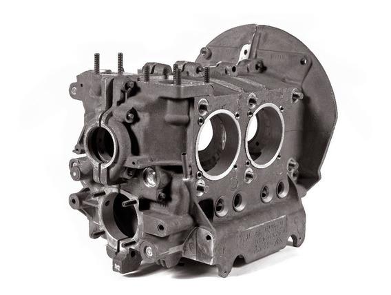 Bloco De Motor Kombi Fusca 1600 A Ar Original Vw