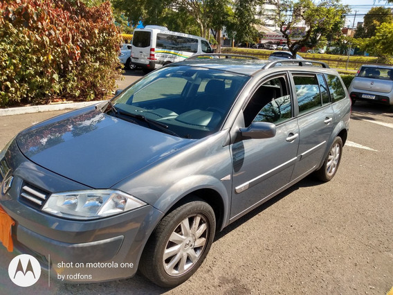 Renault Megane Grand Tour Dynamique 1.6 Flex