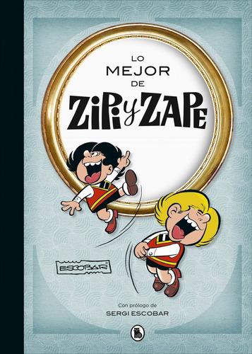 Imagen 1 de 1 de Libro Lo Mejor De Zipi Zape - Escobar, Josep