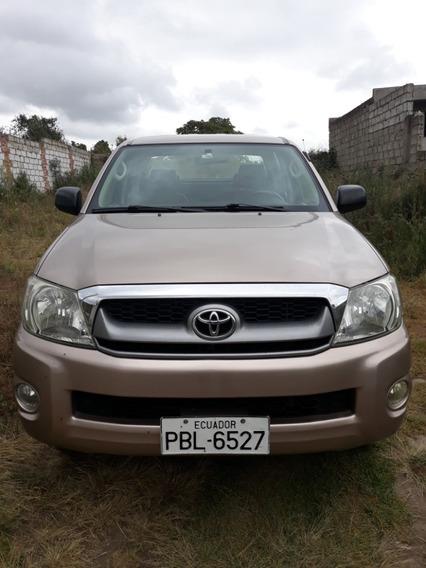 Toyota Hilux 4x4 Turbo Diesel, Año 2010, 200 000 Km