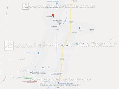 Agrolândia (sc): Galpão [5.509,90m²] Zwsbz