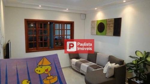 Sobrado À Venda, 141 M² Por R$ 799.999,00 - Campo Grande - São Paulo/sp - So1207