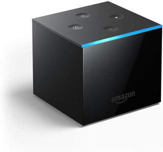 Reproductor Fire Tv Cube, Manos Libres Con Alexa Y 4k Ultra